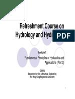 2016-03-31 Fundamental Principles of Hydraulics & Applications (Part 2)