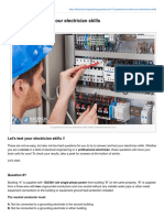 Electrical-Engineering-portal.com-10 Questions to Test Your Electrician Skills