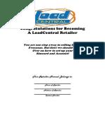 LC Retailer Manual