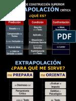 Extrapolación I