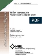 DER- Penetration Study