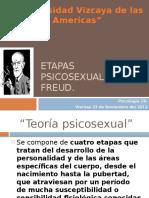 Etapas Psicosexuales de Freud