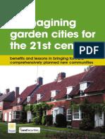 Reimagining Garden Cities Final