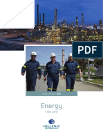 Annual Report HELLENIC  PETROLEUM 2010