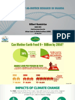 An overview of agriculture biotech research in Uganda