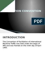 Facilitation Convention