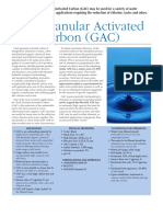 Brochure Clack Corporation - Granular Activated Carbon, 2p