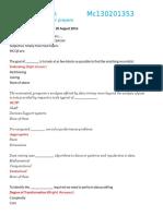 CS614 Current FinalTerm Paper 20 August 2016