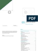 Manual de Usuario Chuango G5