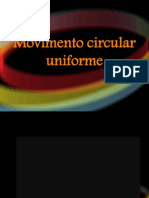 MCU - apresentação