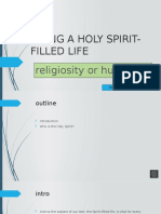 LIVING A HOLY SPIRIT-FILLED LIFE.pptx