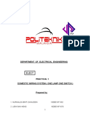 Electrical wiring practical 1.docx   Switch   Electrical Wiring on motor control diagrams, home diagrams, domestic electrical diagrams, wifi diagrams,