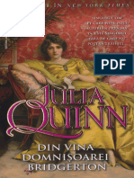 Julia Quin Din Vina Domnișoarei Bridgerton MM