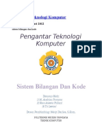 Pengantar Teknologi Komputer