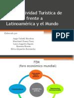 Competitividad en Viajes y Turismo de Colombia FINAL