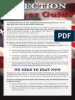 Election Prayer Guide for USA