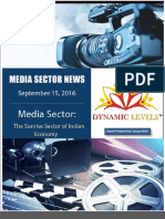 Report on Media Sector