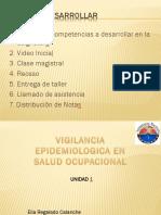 Definición Conceptual de La Epidemiología