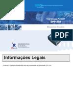 DPP-350 Manual Do Usuario