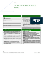 Criterios de Matriz de Riesgos-1