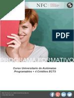 Curso Universitario de Autómatas Programables + 4 Créditos ECTS