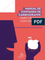 Manual de Contagem de Carboidratos 2016