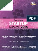 Start-up Summit 2016