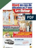 LE BUTEUR PDF du 03/06/2010
