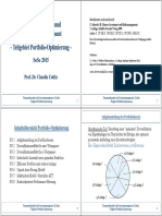 Finvest PPT Portfoliooptimierung 26apr2015