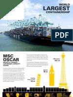 Msc Oscar Fact Figuers A4 Landscape