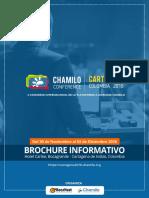 Brochure Chamilocon Cartagena
