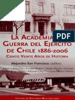 Ejercito de Chile 120 Años de Historia