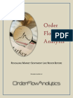 Order Flow Analytics Revealing the Market
