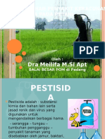 Pencegahan Penyakit Keracunan Pestisida