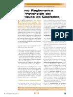 NuevoReglamentoDePrevencionDeBlanqueosDeCapitales
