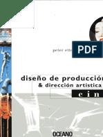P. Ettedgui - Diseño de Producción & Dirección Artística. Cine (Anna ASP)
