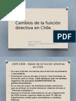 PPT- Normativas Funcion Directiva - Guajardo