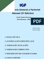 IGF Test