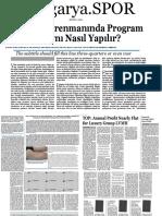 Newspaper CS4