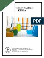 Modul Praktikum Kimia Terapan