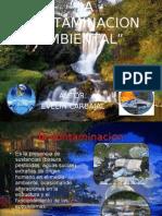 La Contaminacion Ambiental Evelin Lizet