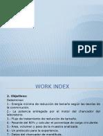 Work Index Clases