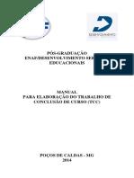 Normas Tcc Enaf 2012