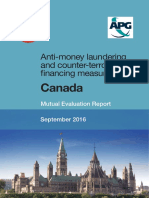 Anti-money laundering and counter-terrorist financing measures