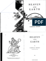 Heaven and Earth (Gabrielle Henriet)
