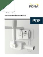 6950070210 - Rev 1 - FONA X70 Service & Installation Manual GB
