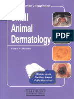 Small Animal Dermatology Self Assessment Colou
