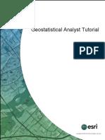 Geostatistical Analysis Tutorial