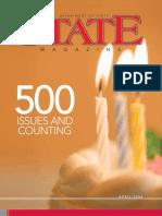 State Magazine, April 2006
