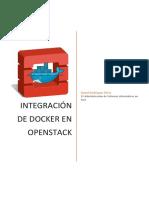 Openstack Docker